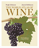 The World Atlas of Wine maps