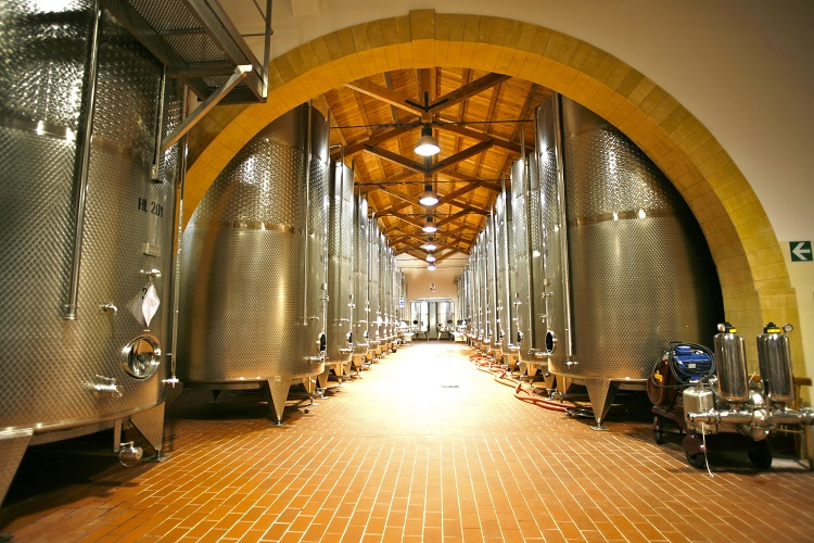 The Caruso e Minini winery