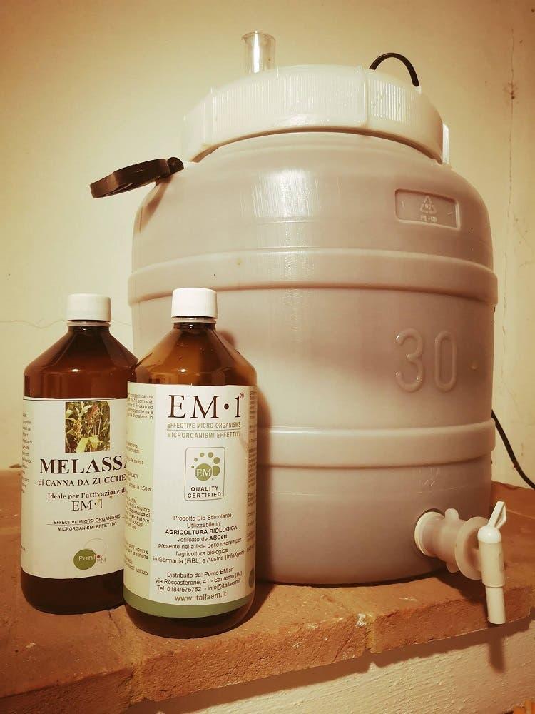 San Donato - EM effective microorganisms