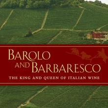 Barolo and Barbaresco by Kerin O'Keefe - book cover