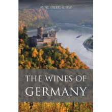 The Wines of Germany - book cover