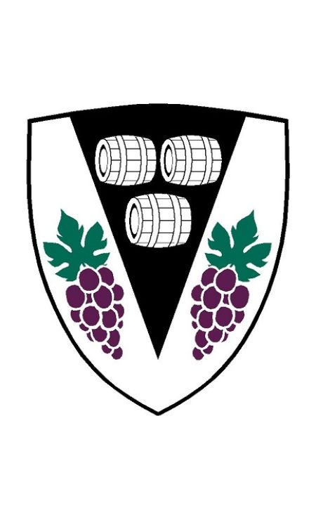 Shield from Institute of Masters of Wine logo
