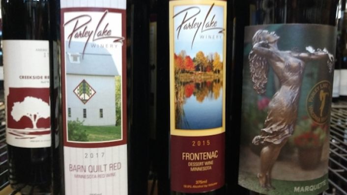 Parley Lake wines from Waconia, Minnesota