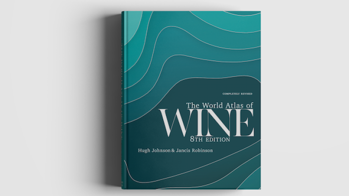 8th edition of the World Atlas of Wine