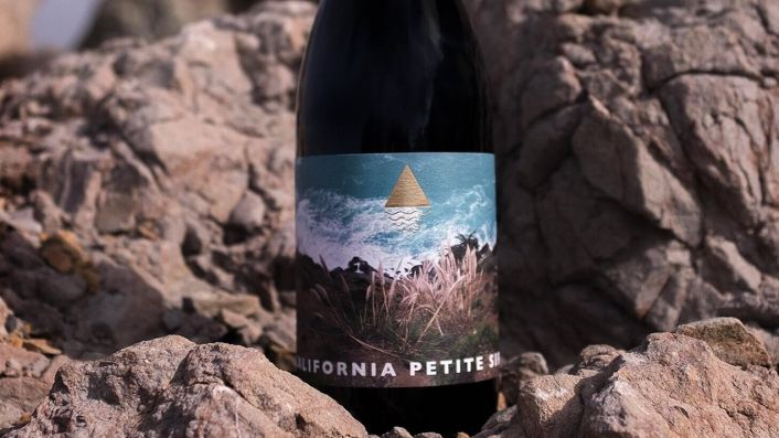 Mountain Tides Petite Sirah 2018 California