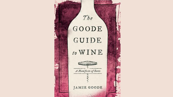 The Goode Guide to Wine book cover
