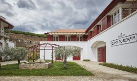 Symingtons' Grahams port - Quinta do Bomfim visitor centre in the Douro Valley