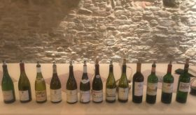 A range of French 2008 wines