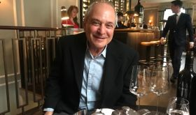 Will Berliner of Cloudburst Wines at 67 Pall Mall