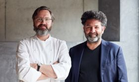 Jonny Lake & Isa Bal of Trivet restaurant in London