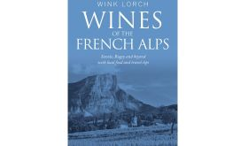 Wines of the French Alps by Wink Lorch - book jacket