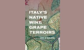 Italy's Native Wine Grape Terroirs - book cover