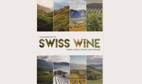 The Landscape of Swiss Wine book cover