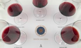 Tenuta San Guido's 2020 releases at Armit, London