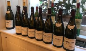 2017s from the Domaine de la Romanée-Conti at Corney & Barrow, January 2020