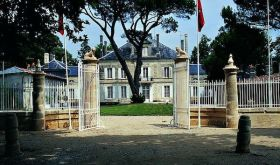 Ch Batailley in Pauillac, Bordeaux