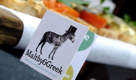 London specialists in Greek food and wine, Maltby & Greek
