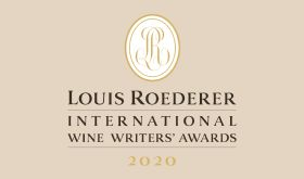 Louis Roederer International Wine Writers' Awards 2020 logo