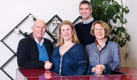 Zilliken family, famous for their Saar wines in Germany