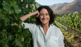 Chilean winemaker Emily Faulconer