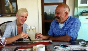 Karanikas – owners Annette and Laurens