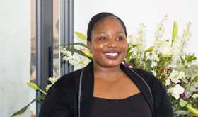 Praisy Dlamini of Adama Wines, South Africa