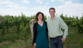 Silver Thread Vineyard - Paul and Shannon Brock