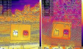 Daou thermal image