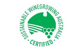 Sustainable Winegrowing Australia certification logo