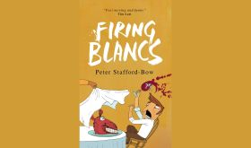 Firing Blancs by Peter Stafford-Bow book cover