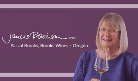 Pascal Brooks of Brooks Wines video