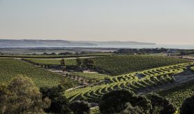 McLaren Vale and the ocean
