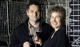 Nathalie Theulot and husband Jean-Claude