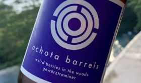 Label shot of Ochota Barrels Gewurztraminer