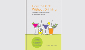 How to Drink Without Drinking - Fiona Beckett book cover