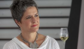 Dr Mar Vilanova, queen of Albariño research in Galicia