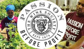 Passion before profit at The Wine Society