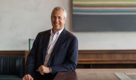 Danny Meyer of Union Square Hospitality Group by Daniel Krieger